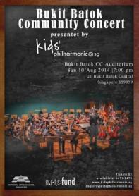 20140810 Bukit Batok CC Concert